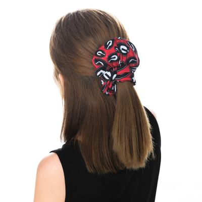 Georgia Zoozatz Stack Logo Hair Scrunchie