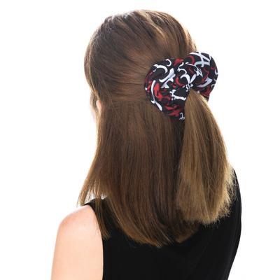 Alabama Zoozatz Stack Logo Hair Scrunchie