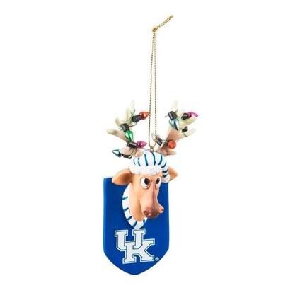 Kentucky Reindeer Ornament