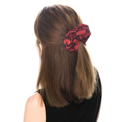 Arkansas Zoozatz Stack Logo Hair Scrunchie