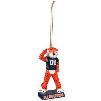 Auburn Tigers Mascot Statue Ornament
