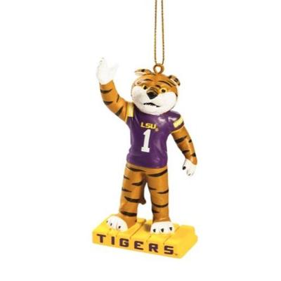 LSU Mascot Statue Ornament