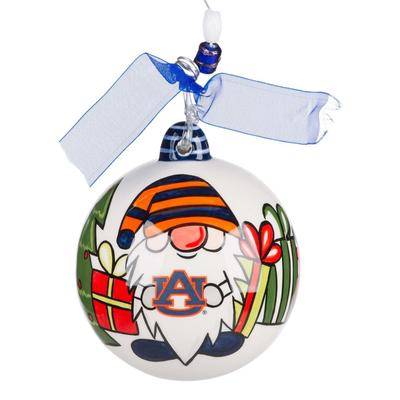 Auburn Tigers Gnome Ornament