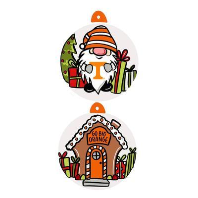 Tennessee Vols Gnome Ornament