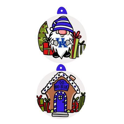 Kentucky Gnome Ornament
