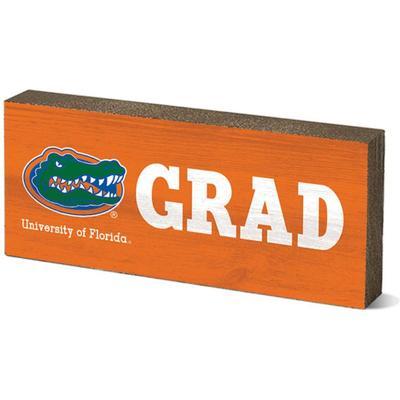Florida Legacy Mini Table Top Grad Decor