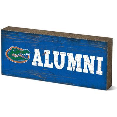 Florida Legacy Mini Table Top Alumni Decor