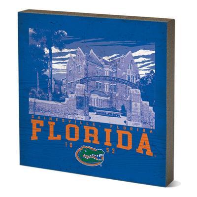 Florida Legacy Campus Table Top Decor