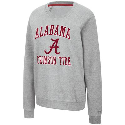 Alabama Colosseum Women's Genius Fleece Crewneck