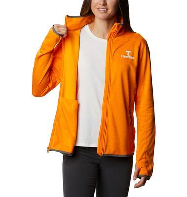 Tennessee Columbia Women's CLG Sapphire Trail Fleece Jacket