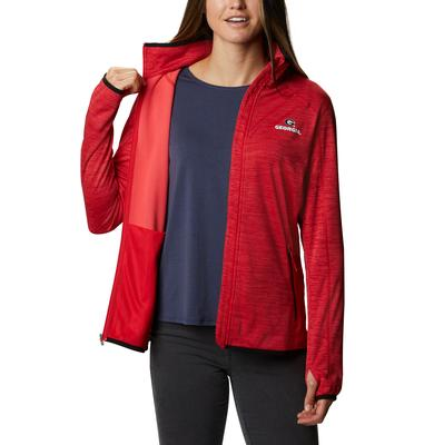 Georgia Columbia Women's CLG Sapphire Trail Fleece Jacket