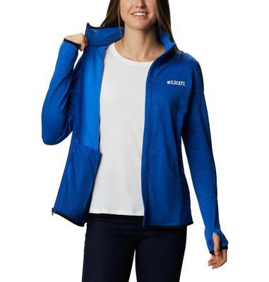 Kentucky Columbia Women's CLG Sapphire Trail Fleece Jacket