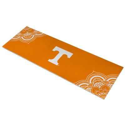 Tennessee Power T Yoga Mat