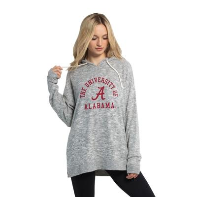 Alabama Women's Chicka-D Tunic Hoodie
