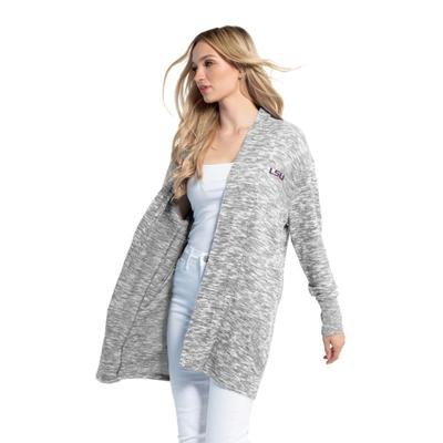 LSU Women's Chicka-D Cozy Cardigan