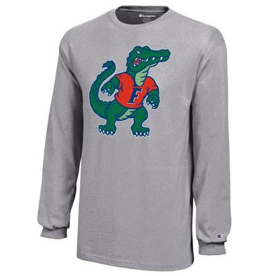 Florida Champion Youth Long Sleeve Tee