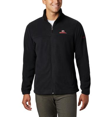 Georgia Columbia Men's Flanker III Fleece Jacket - Tall Sizing
