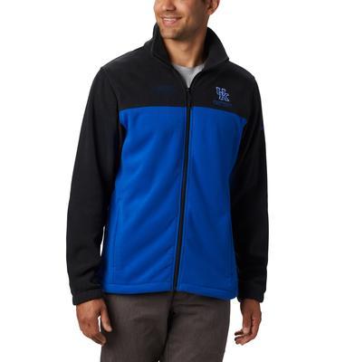 Kentucky Columbia Men's Flanker III Fleece Jacket - Big Sizing