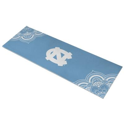 North Carolina NC Logo Yoga Mat