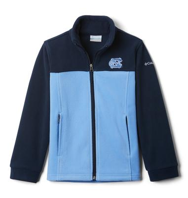 UNC Columbia YOUTH Flanker Jacket