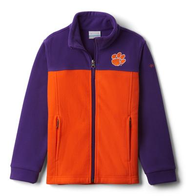 Clemson Columbia YOUTH Flanker Jacket