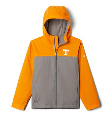 Tennessee Columbia YOUTH Zilla Rain Jacket