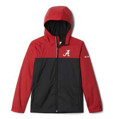 Alabama Columbia YOUTH Zilla Rain Jacket