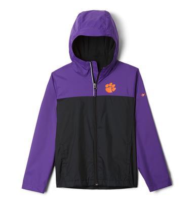 Clemson Columbia YOUTH Zilla Rain Jacket