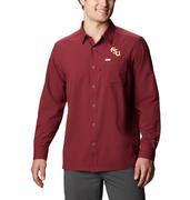 Florida State Columbia Men's Clg Slack Tide Long Sleeve Shirt