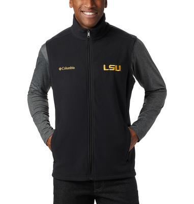 LSU Columbia Men's CLG Flanker Vest