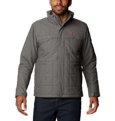 Georgia Columbia Men's CLG Ridgestone Quilted Jacket