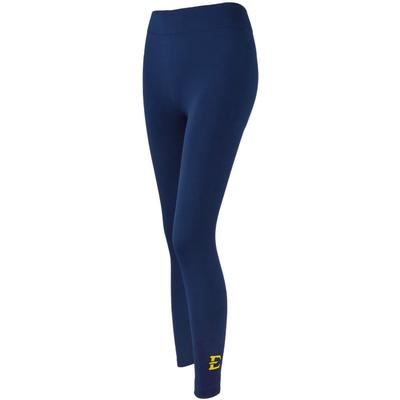ETSU Women's Zoozatz Embroidered Fleece Legging