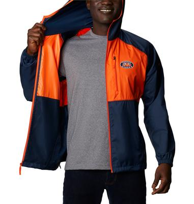 Auburn Columbia Men's CLG Flash Forward Jacket