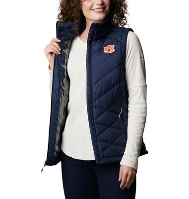 Auburn Columbia Women's CLG Heavenly Vest