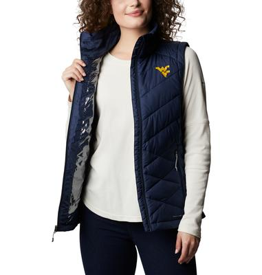 West Virginia Columbia Women's CLG Heavenly Vest