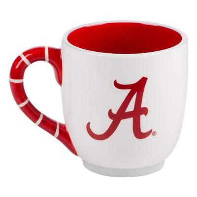 Alabama 16 oz Logo Mug