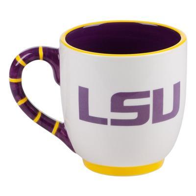 LSU 16 oz Logo Mug