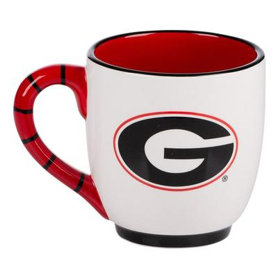 Georgia 16 oz Logo Mug