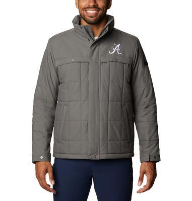 Alabama Columbia Men's CLG Ridgestone Quilted Jacket