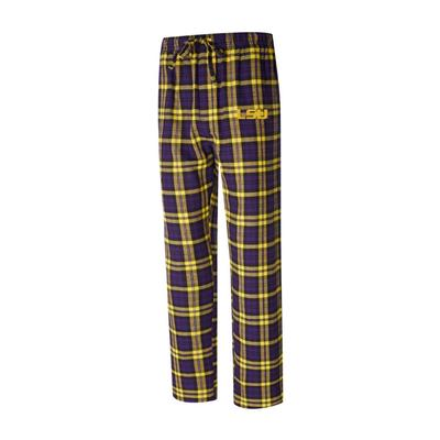 LSU Parkway Flannel Lounge Pant