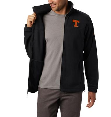 Tennessee Columbia Men's Flanker III Fleece Jacket - Tall Sizing