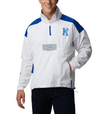 Kentucky Columbia Men's Throwback Santa Ana Anorak