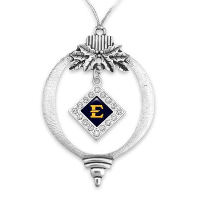 ETSU Bulb Ornament with Charm