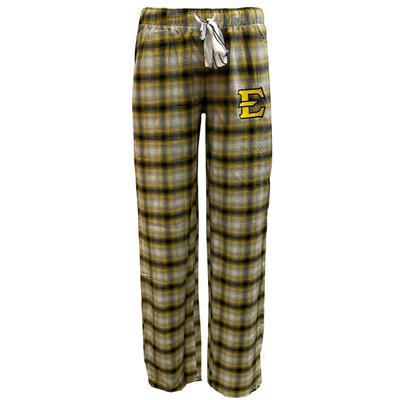 ETSU Women's Breakout Flannel Pant