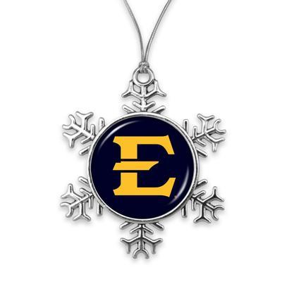 ETSU Snowflake Ornament