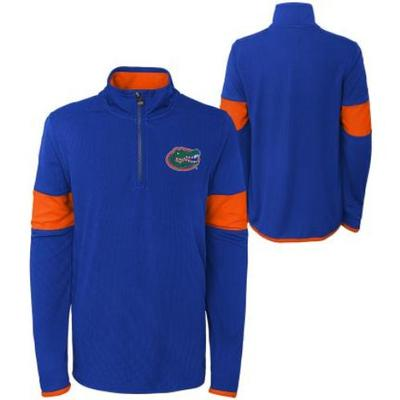 Florida Gen2 Youth Poly Mesh 1/4 Zip