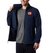 Auburn Columbia Men's Flanker Iii Fleece Jacket - Big Sizing