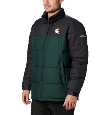 Michigan State Columbia Men's CLG Pike Lake Jacket