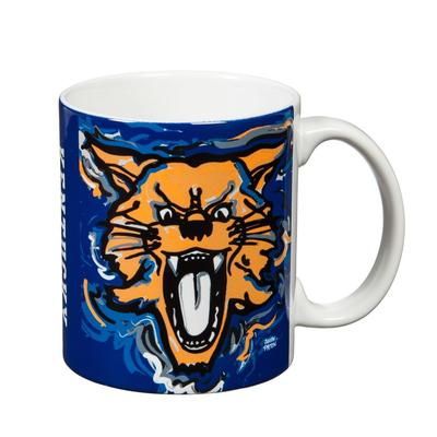 Kentucky 11 Oz Justin Patten Artwork Mug