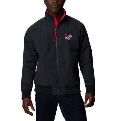 Georgia Columbia Men's CLG Falmouth Throwback Jacket